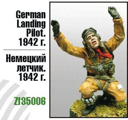 ZebZF35006   Немецкий летчик. 1942г. (thumb16269)
