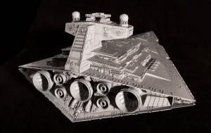 ZV9057   Имперский крейсер звездный разрушитель (STAR WARS) (attach7 19070)