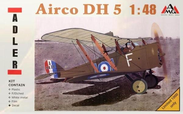 AMG-A48302   Airco (DH) de Havilland V (thumb14780)