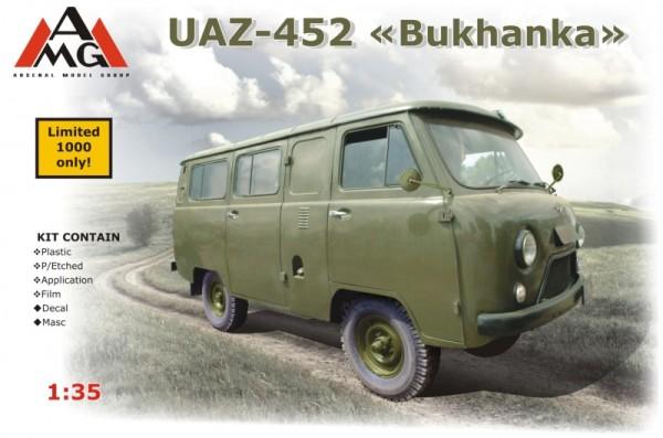 AMG35405   UAZ-452 «Bukhanka» (thumb14718)