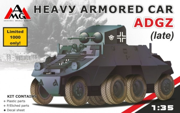 AMG35502   Heavy Armored Car ADGZ (late) (thumb14720)
