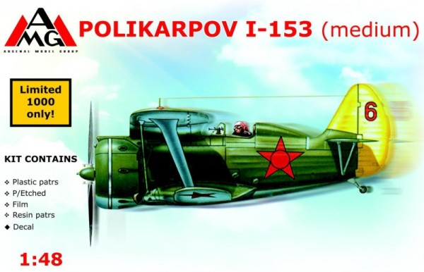 AMG48304   Polikarpov I-153 Chaika (medium) (thumb14732)
