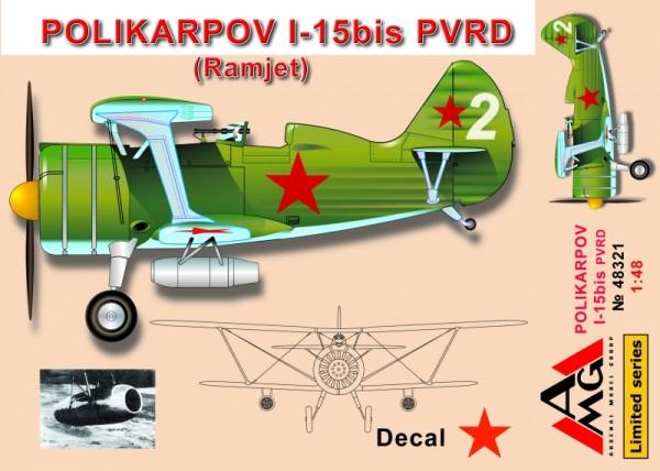 AMG48321   Polikarpov I-15 bis PVRD (Ramjet) (thumb14760)