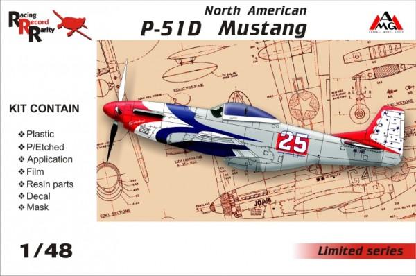 AMG48501   North American P-51D Mustang (thumb14762)