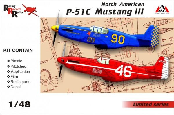 AMG48502   North American P-51C Mustang III (thumb14764)