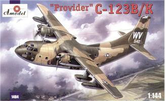 AMO1404   C-123B/K 'Provider' USAF aircraft (thumb14832)
