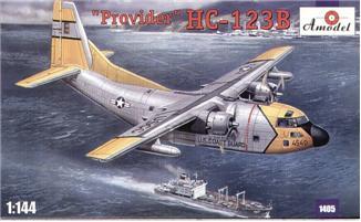 AMO1405   HC-123B 'Provider' USAF aircraft (thumb14834)