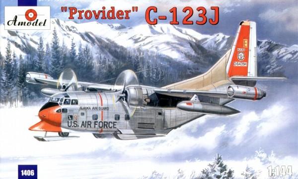 AMO1406   C-123J 'Provider' USAF aircraft (thumb14836)