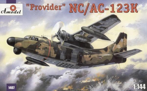 AMO1407   NC/AC-123K 'Provider' USAF aircraft (thumb14838)