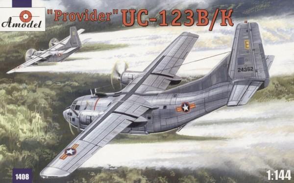 AMO1408   UC-123K 'Provider' USAF aircraft (thumb14840)