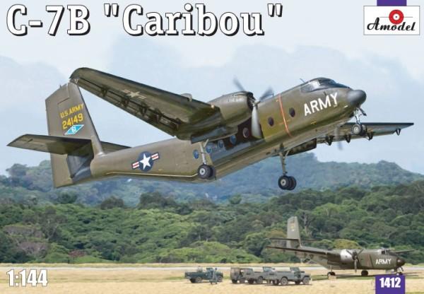 "AMO1412   C-7B ""Caribou"" (thumb14848)"