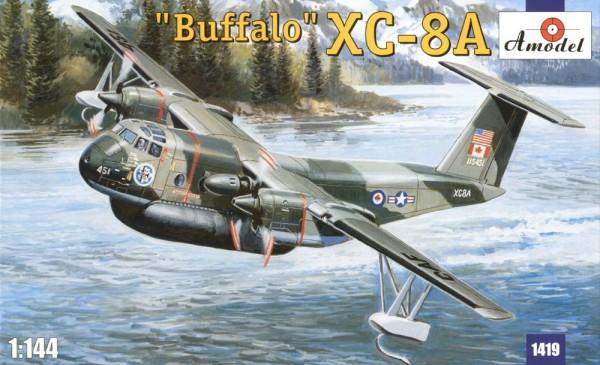 AMO1419   XC-8A 'Buffalo' USAF aircraft (thumb14858)