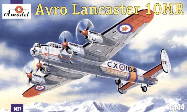 AMO1427   Avro Lancaster 10MR (thumb14870)