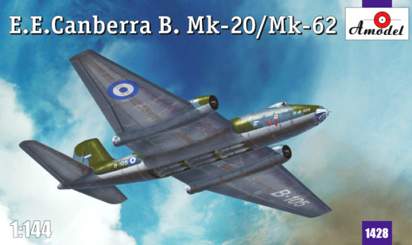 AMO1428   E.E.Canberra B. Mk-20/Mk-62 (thumb14872)