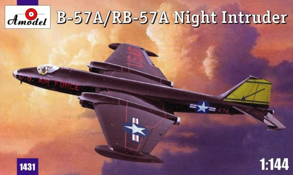 AMO1431   B-57A / RB-57A Night intruder (thumb14878)