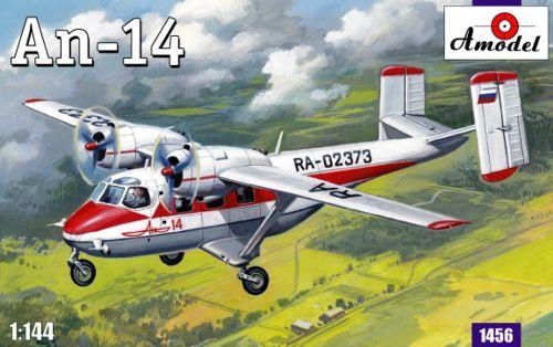 AMO1456   Antonov An-14 (thumb14924)