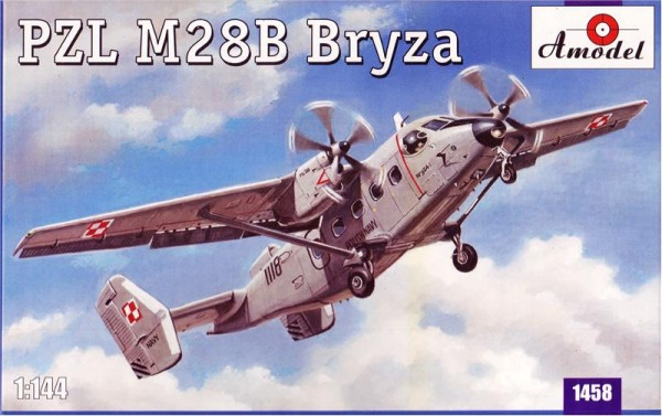 AMO1458   PZL M28B Bryza (thumb14928)