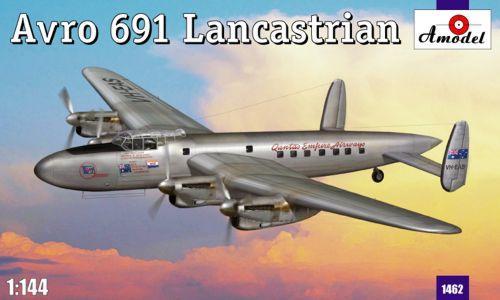 AMO1462   Avro 691 Lancastrian (thumb14936)