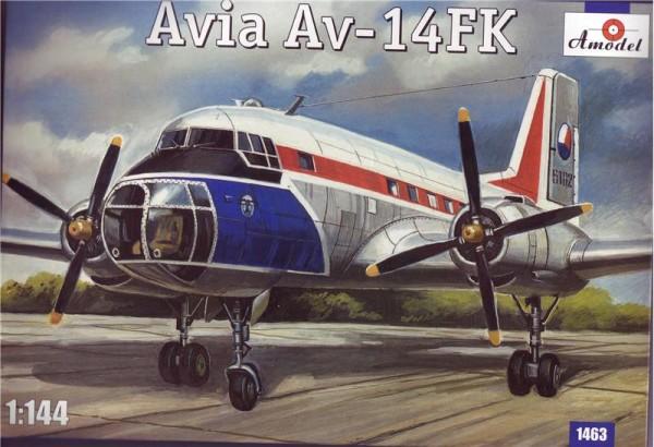 AMO1463   Avia Av-14 FK (thumb14938)