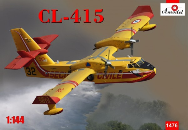 AMO1476   CL-415 amphibious aircraft (thumb14972)