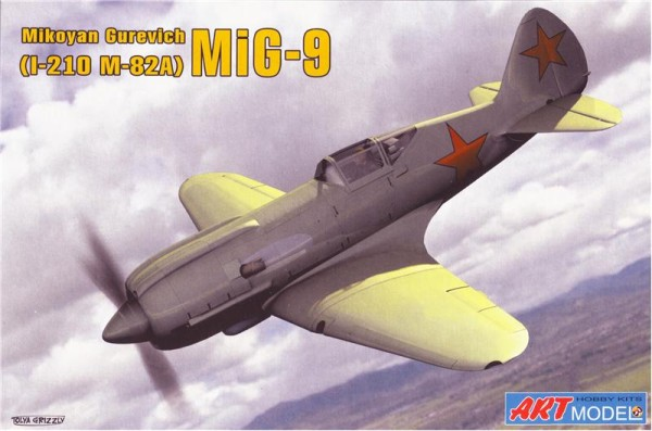 ART7207   I-210(MiG-9) Soviet fighter (thumb14800)