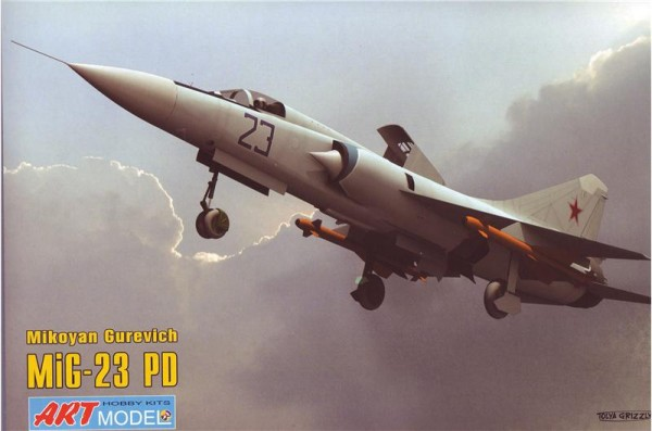 ART7208   Mikoyan MiG-23PD first prototype (thumb14802)