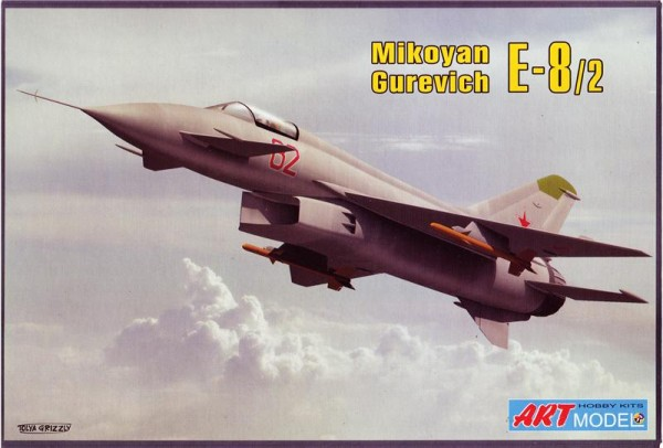ART7209   Mikoyan Ye-8 experimental fighter (thumb14804)