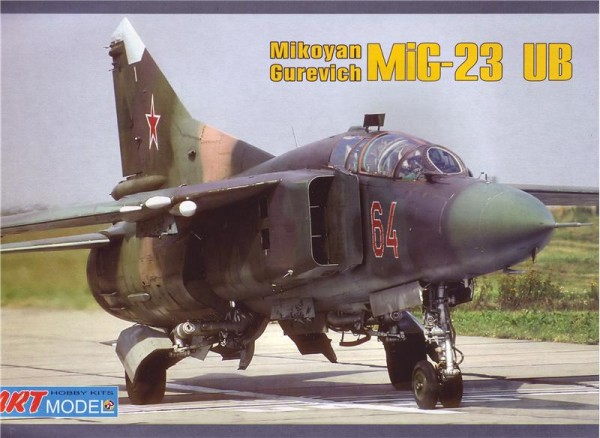 ART7210   Mikoyan MiG-23UB training aircraft (thumb14806)