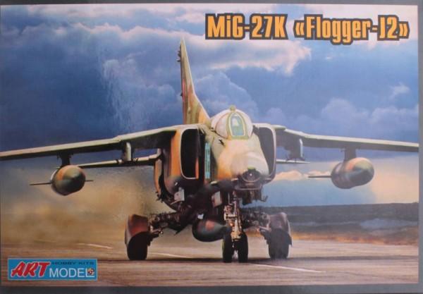 ART7214   Mikoyan MiG-27K Kaira (Guillemot) (NATO Flogger-J2) (thumb14814)