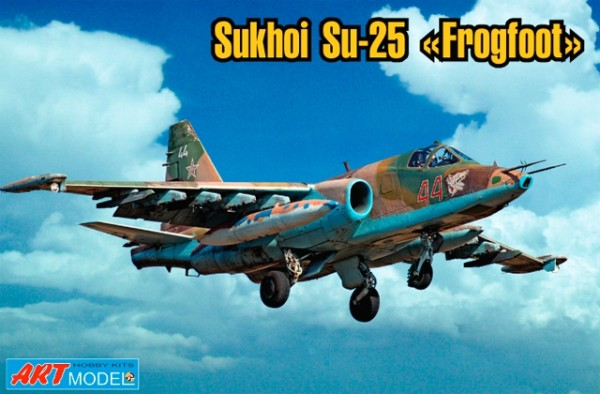"ART7215   Sukhoi Su-25 ""Frogfoot"" (thumb14816)"