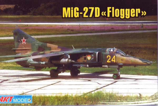 ART7216   Mikoyan MiG-27M/D ground attack aircraft (thumb14818)
