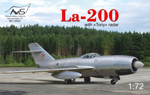 "AV72022   La-200 with ""Toriy"" radar (thumb14683)"