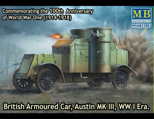 MB72007   Austin Mk.III British armored car, 1914-1918 (thumb18224)