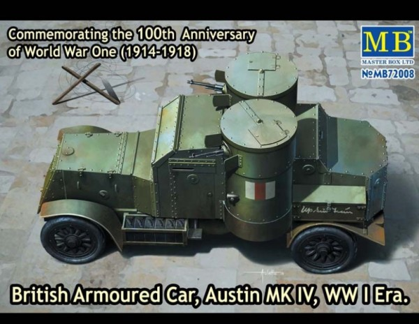 MB72008   Austin Mk.IV British armored car, 1914-1918 (thumb18226)