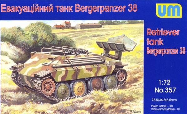 UM357   Bergerpanzer 38 (thumb15877)