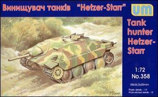 UM358   Hetzer-STARR tank hunter (thumb15879)