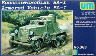 UM363   BAI WWII Soviet armored vehicle (thumb15885)