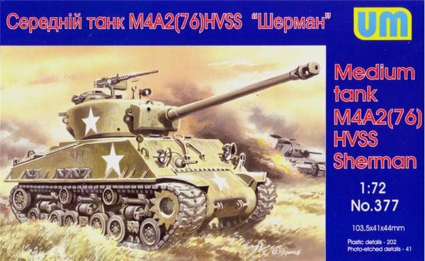 UM377   Medium tank M4A2 (76) W HVSS (thumb15913)