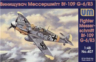 UM407   Messerschmitt Bf 109G-6/R3 (thumb15995)