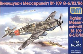 UM410   Messerschmitt Bf 109G-6/R3/R6 (thumb15997)