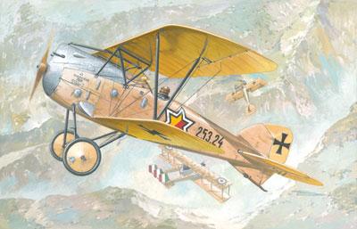 RN026   Albatros D.III (Oeffag) series 253 (thumb20057)