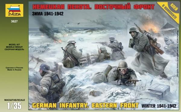 ZV3627    Нем.пехота. Восточный фронт. Зима 1941-1942гг. (thumb18798)