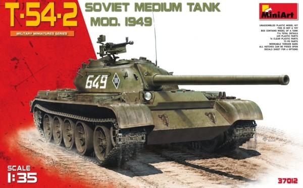 MA37012   T-54-2 Soviet tank, model 1949 (thumb21003)