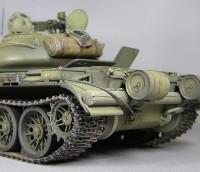 MA37012   T-54-2 Soviet tank, model 1949 (attach6 21003)