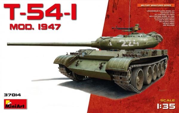 MA37014   T-54-1 Soviet medium tank (thumb21011)