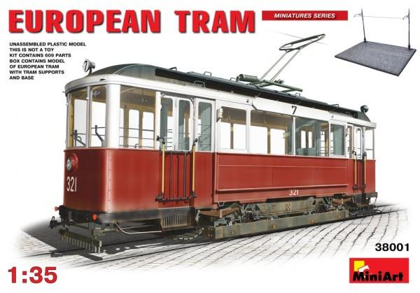 MA38001   European Tram (thumb21019)