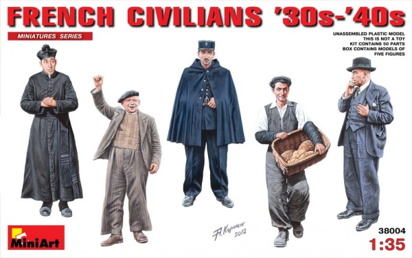 MA38004   French civilians, 1930-40th (thumb21035)
