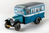 MA38005   GAZ-03-30 passenger bus (attach6 21037)