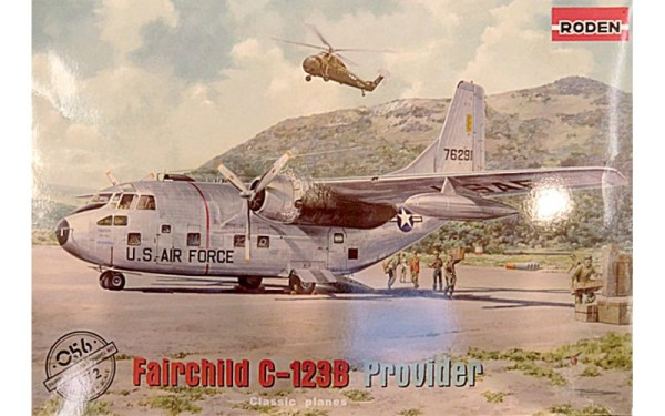 RN056   Fairchild C-123B Provider (thumb20223)