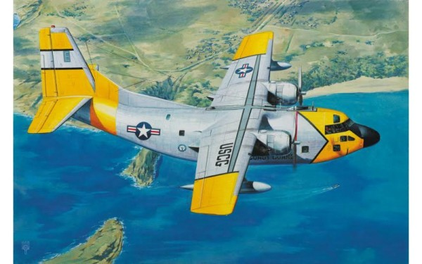 RN062   Fairchild HC-123B Provider (thumb20243)